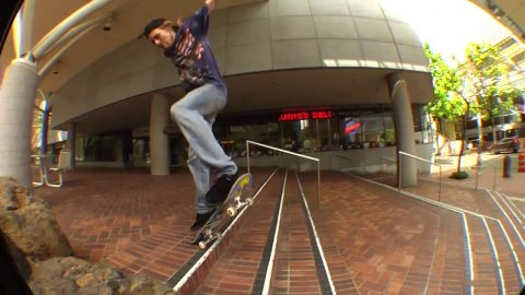Tyler Bledsoe - Quasi - 'Mother' Video | veganxbones