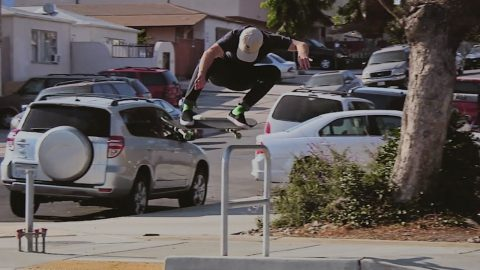 Tyler Bolar, SICKhead Part - TransWorld SKATEboarding
