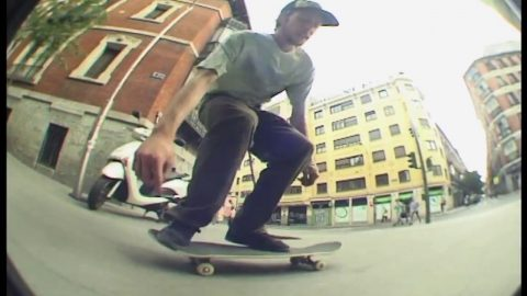 Tyler Surrey Madrid Raw Adventures - FormaSkate