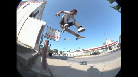 Tyler Thomas | Bones Bearings