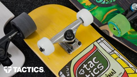 Types of Skateboards | Skateboard Buying Guide - Tactics | Tactics Boardshop