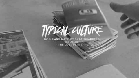 Typical Culture - Hand made by Skateboarders - Vimeo / TYPICAL CULTURE's videos