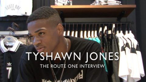 Tyshawn Jones: The Route One Interview