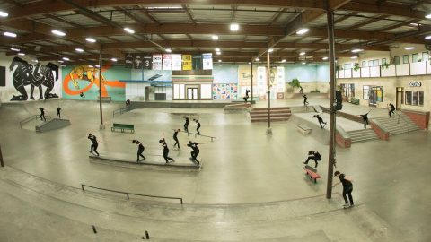 Tyson Bowerbank - It Must Be Nice - The Berrics
