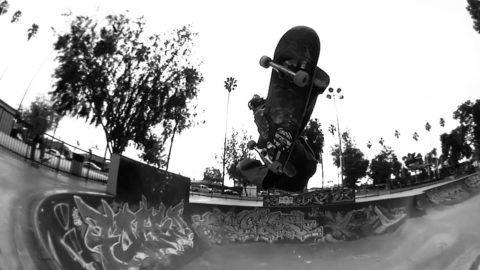 Tyson Peterson - Park Killer - The Berrics