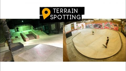 UK Indoor Skatepark: Spot Check 3 - The House, Sheffield - Sidewalk Mag