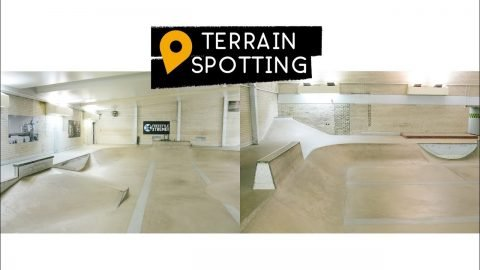 UK Indoor Skatepark: Spot Check 4 - Campus Pool, Bristol. - Sidewalk Mag
