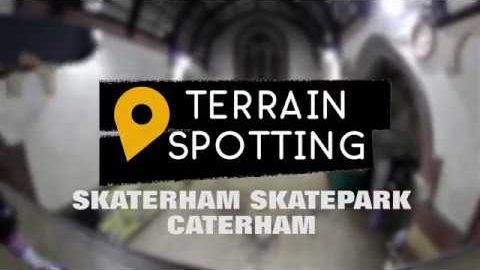 UK Indoor Skatepark: Spot Check - Skaterham, Caterham. - Sidewalk Mag