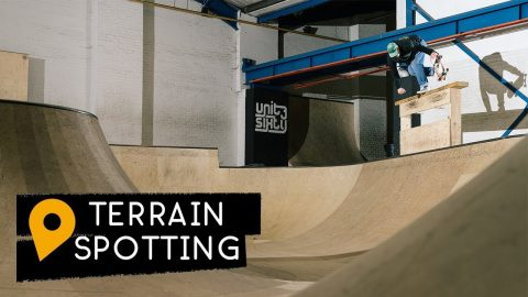 UK Indoor Skatepark: Spot Check - Unit 3Sixty, Stourbridge - Sidewalk Mag