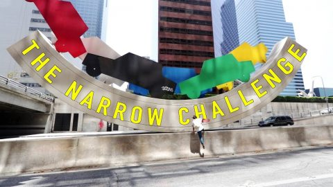 ULTIMATE NARROW CHALLENGE - Chris Chann