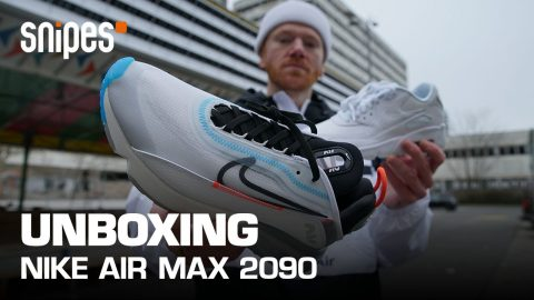 Unboxing Nike Air Max 2090 | SNIPES