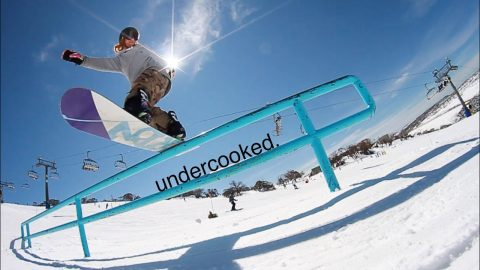 undercooked.  | Front Valley Raw | Perisher Parks, Australia | BOARDWORLD