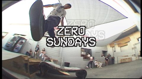 Unmodern Event | Zero Sundays - ep 8 | Zero Skateboards