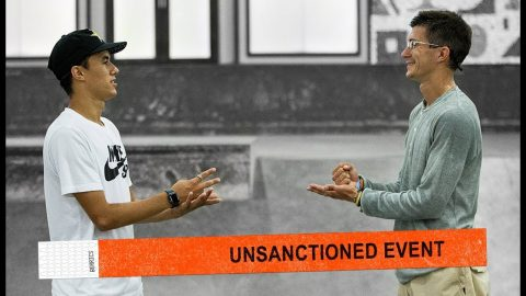 Unsanctioned Game Of S.K.A.T.E. | Ivan Monteiro Vs. Egor Kaldikov | The Berrics