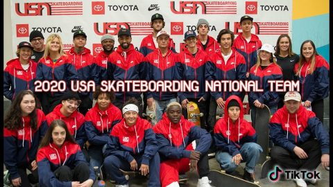 USA Skateboarding 2020 National Team | Media Day | The Berrics