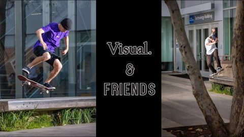 V/SUAL & FRIENDS | Joey Brezinski