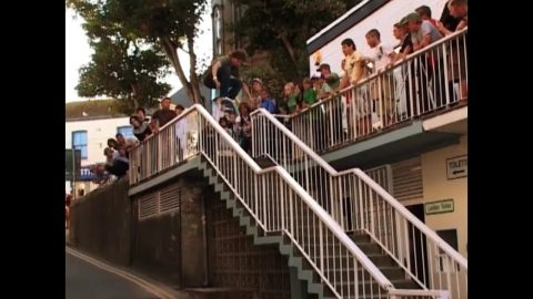 Vans 'Are We There Yet?' Tour 2007 - Part 10: Montage. - Sidewalk Mag