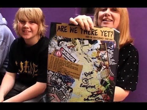 Vans 'Are We There Yet?' Tour 2007 - Part 1: London. - Sidewalk Mag