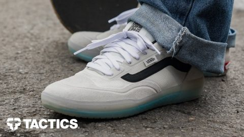 Vans AVE Pro Skate Shoes Wear Test Review - Tactics | Tactics Boardshop