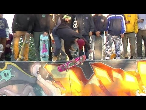 Vans Best Trick Contest at P45 - TransWorld SKATEboarding