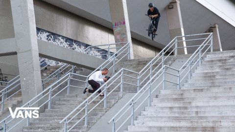 Vans BMX Presents: Dennis Enarson's Right Here | BMX | VANS | Vans