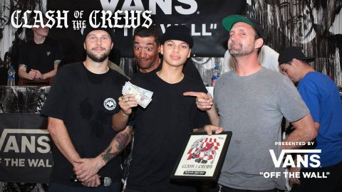 Vans Clash of the Crews 2019 - Best Trick Contest | Skatepark of Tampa
