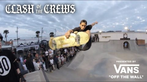 Vans Clash of the Crews 2019 - Concrete Jam | Skatepark of Tampa