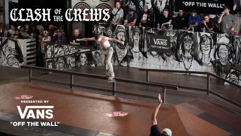 Vans Clash of the Crews 2019 - Street Qualifiers & Finals | Skatepark of Tampa
