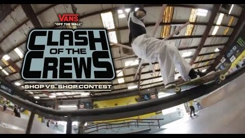 Vans Clash of the Crews 2020 | Skatepark of Tampa