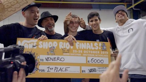 Vans European Shop Riot Finals 2019 - Amsterdam | On The Roll Magazine