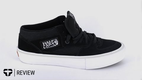 Vans Half Cab Pro Skate Shoe Review- Tactics | Tactics Boardshop