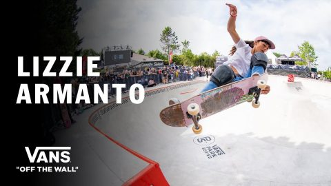VANS OFF THE WALL LIVE WITH LIZZIE ARMANTO | Vans