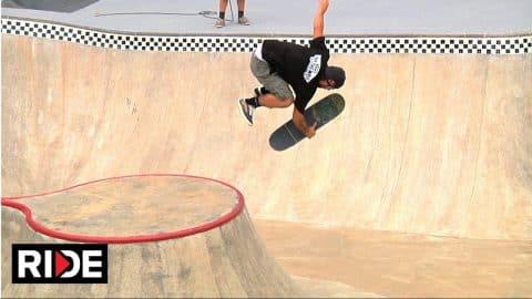 Vans Park Series 2017 Brazil - Global Qualifier - RIDE Channel