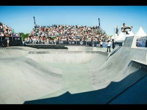 Vans Park Series 2017 - Malmo - Warm up and practice highlights - Sidewalk Mag
