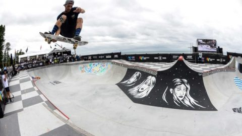 VANS PARK SERIES | OCEANIA/CONTINENTAL CHAMPS | The Skateboarder's Journal