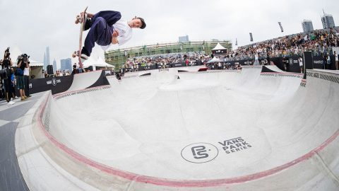 Vans Park Series: Shanghai Men's Highlights | ThrasherMagazine