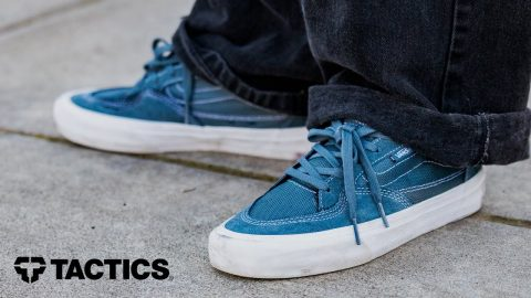 Vans Rowan Pro Skate Shoes Weartest Review - Tactics | Tactics Boardshop