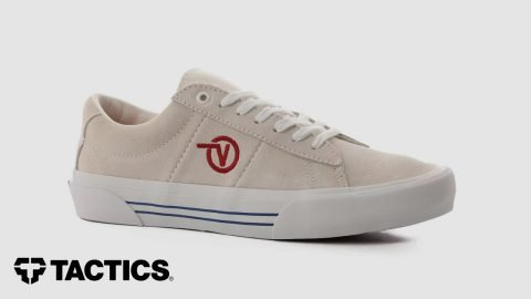 Vans Saddle Sid Pro Skate Shoes Review - Tactics | Tactics Boardshop