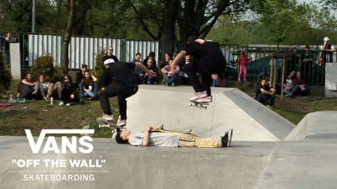 Vans Shop Riot 2017: Czech Republic and Slovakia Qualifiers | Shop Riot | VANS - Vans