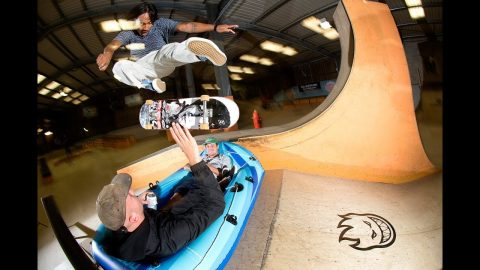 Vans Shop Riot 2018 at Mount Hawke Skatepark, Cornwall | Sidewalk Mag