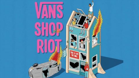 Vans Shop Riot 2018 Deventer (NL) | On The Roll Magazine