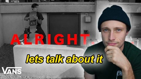 Vans Skateboarding Presents: Alright, Ok | Skate | VANS (My Reaction) | Max Williams