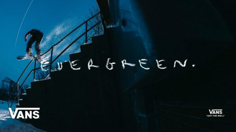Vans Snow Presents: EVERGREEN - A World Premiere followed by a Q&A | Snow | VANS | Vans