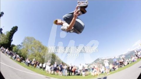 Vans Thursday Sessions 2019 | LIVE skateboard media