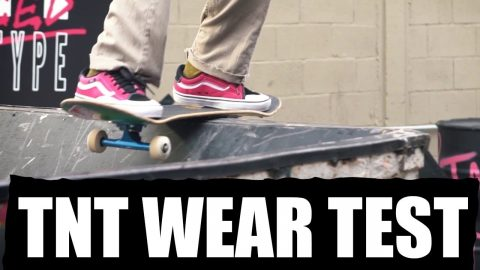 Vans - TNT AP Wear Test | Black Media