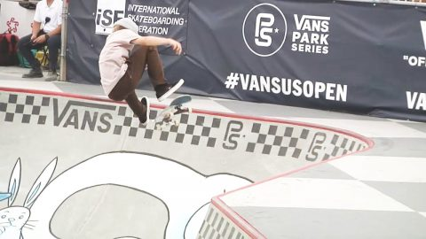 Vans US Open Huntington Beach 2017 — Men's Practice | GrindTV - GrindTV