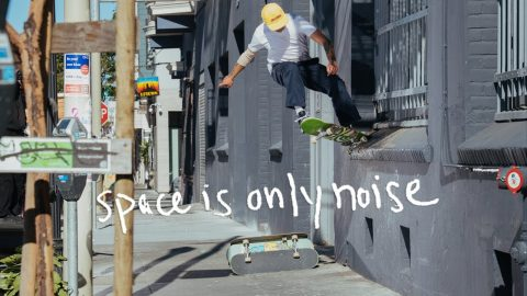 """Venture Truck's """"Space is only Noise"""" Video 