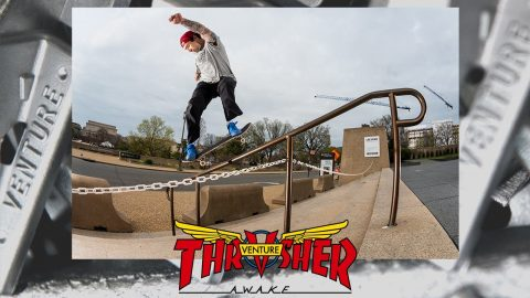 Venture x Thrasher Collab Video | ThrasherMagazine
