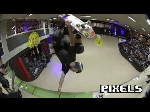 Vert Attack 2017: Pro-Tec Opening Session - Pixels