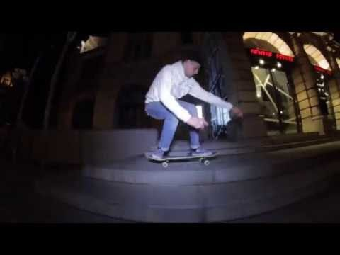 Victor Vanpuyvelde: Night Owl - Curb Skateshop Gent